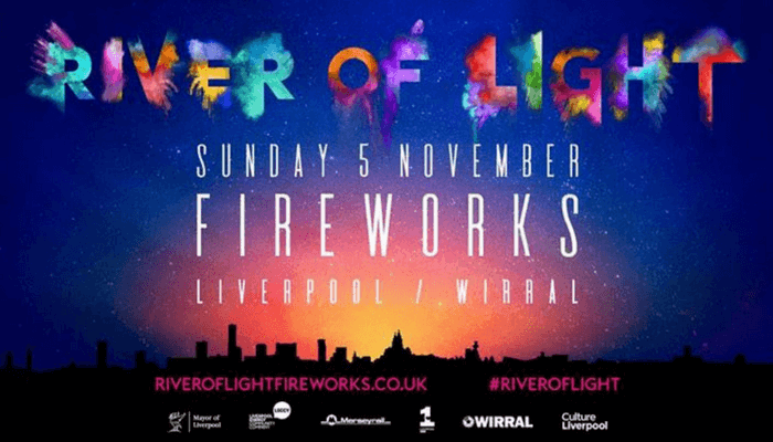 River of Light 2017 - Liverpool - November 2017