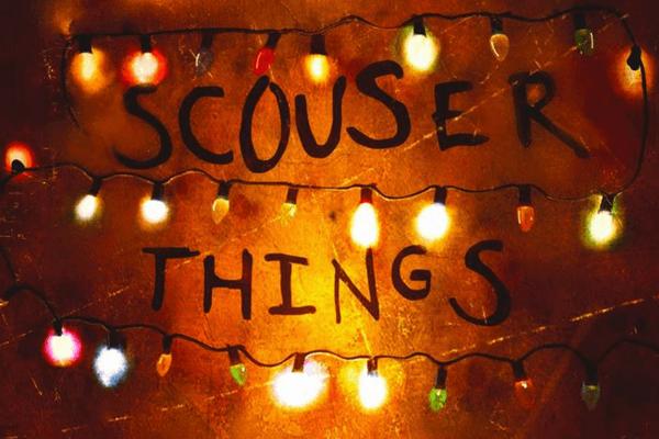 Scouser Things - Halloween 2017