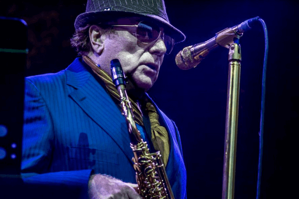 Van Morrison - Liverpool Philharmonic Hall - November 2017