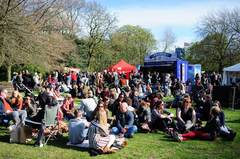 Spring festival sefton park