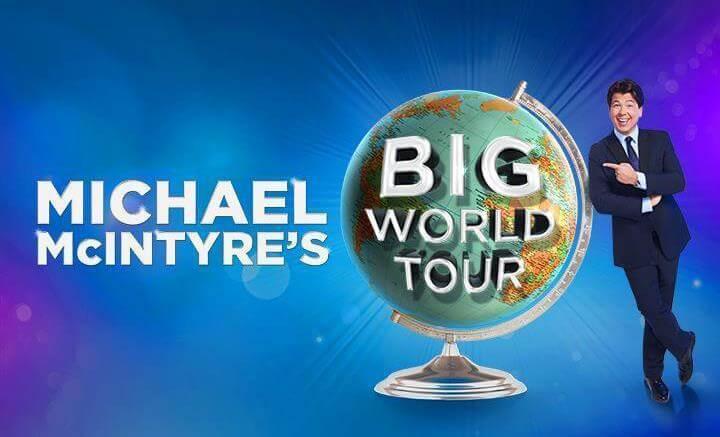 Michael Mcintyre's World Tour