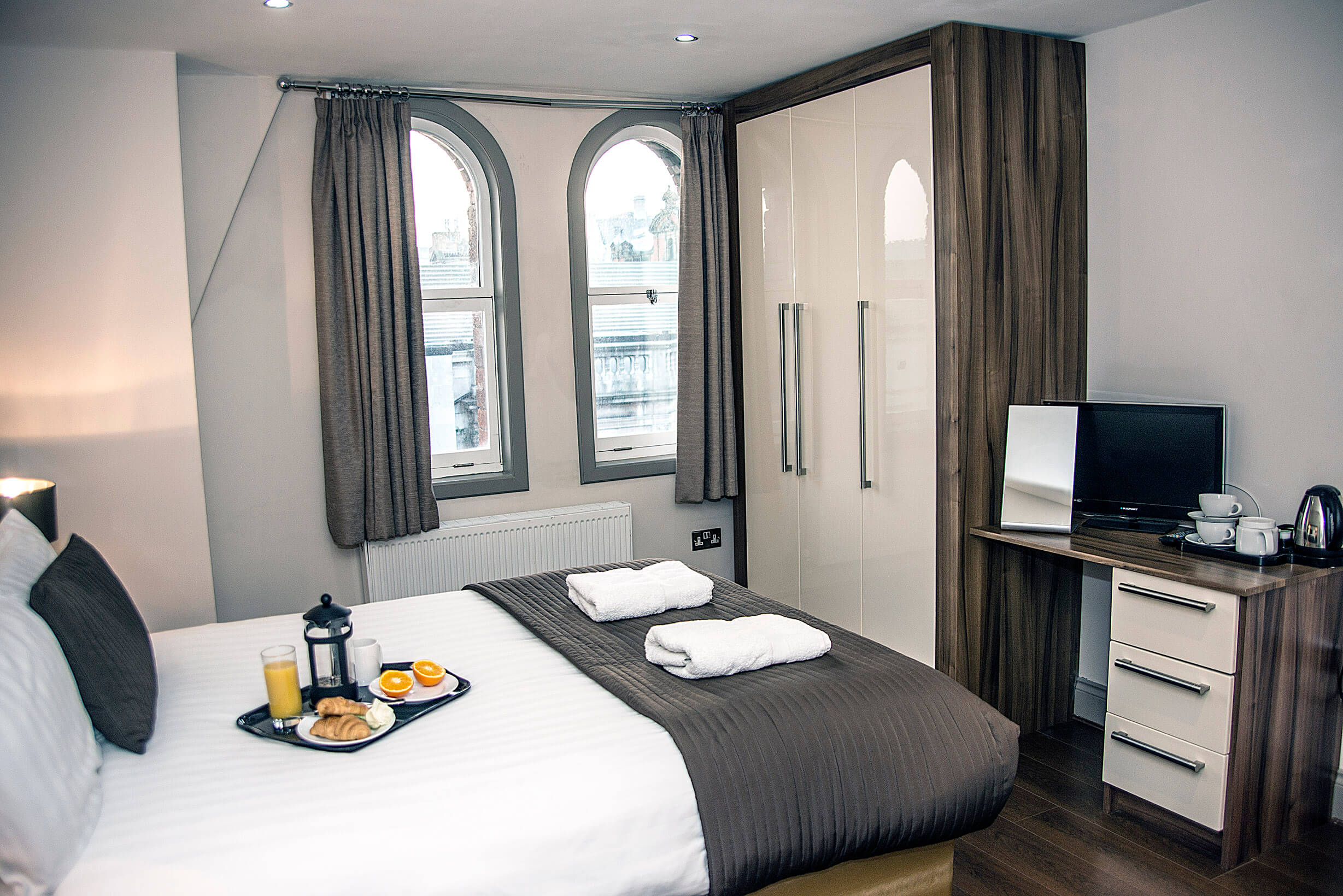 Hotel Room Liverpool Base Serviced Apartments