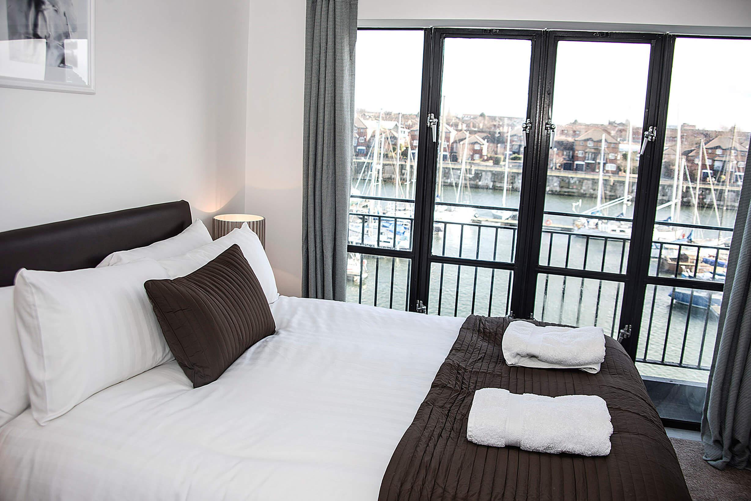 Apartment Liverpool Marina Bedroom Base Apartments