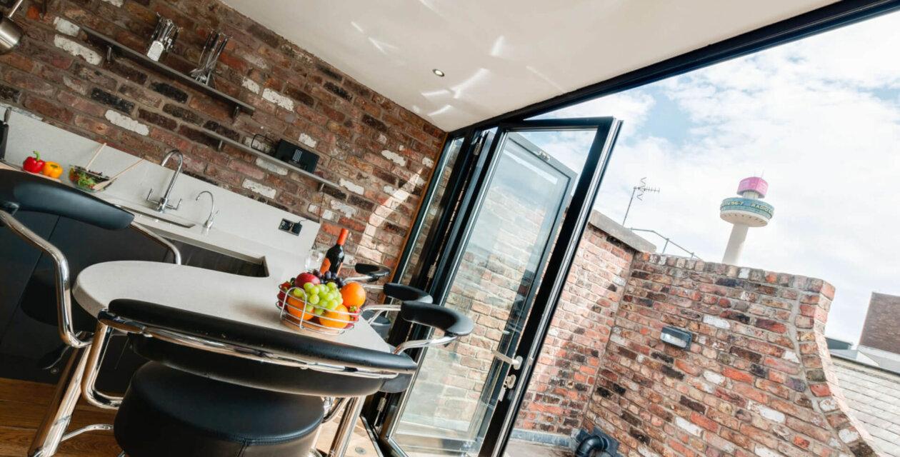 Apartment Balcony Liverpool