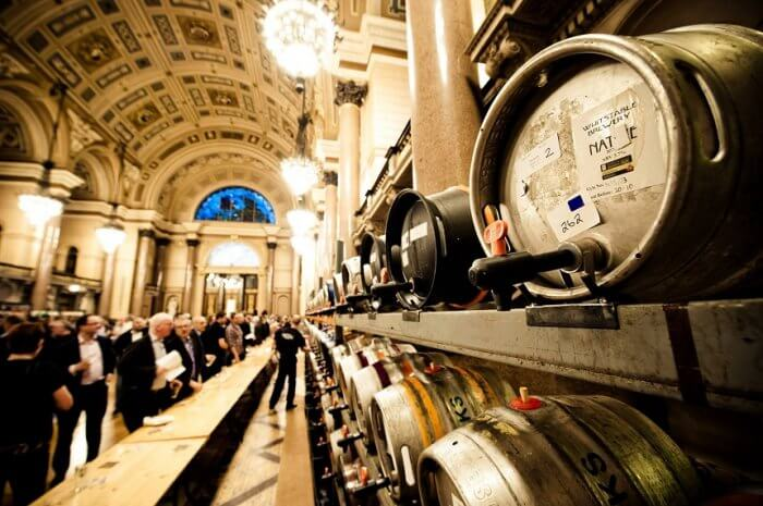 st georges hall winter ales festival