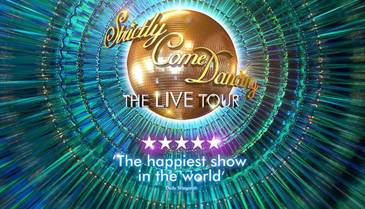 strictly come dancing live tour liverpool 2019