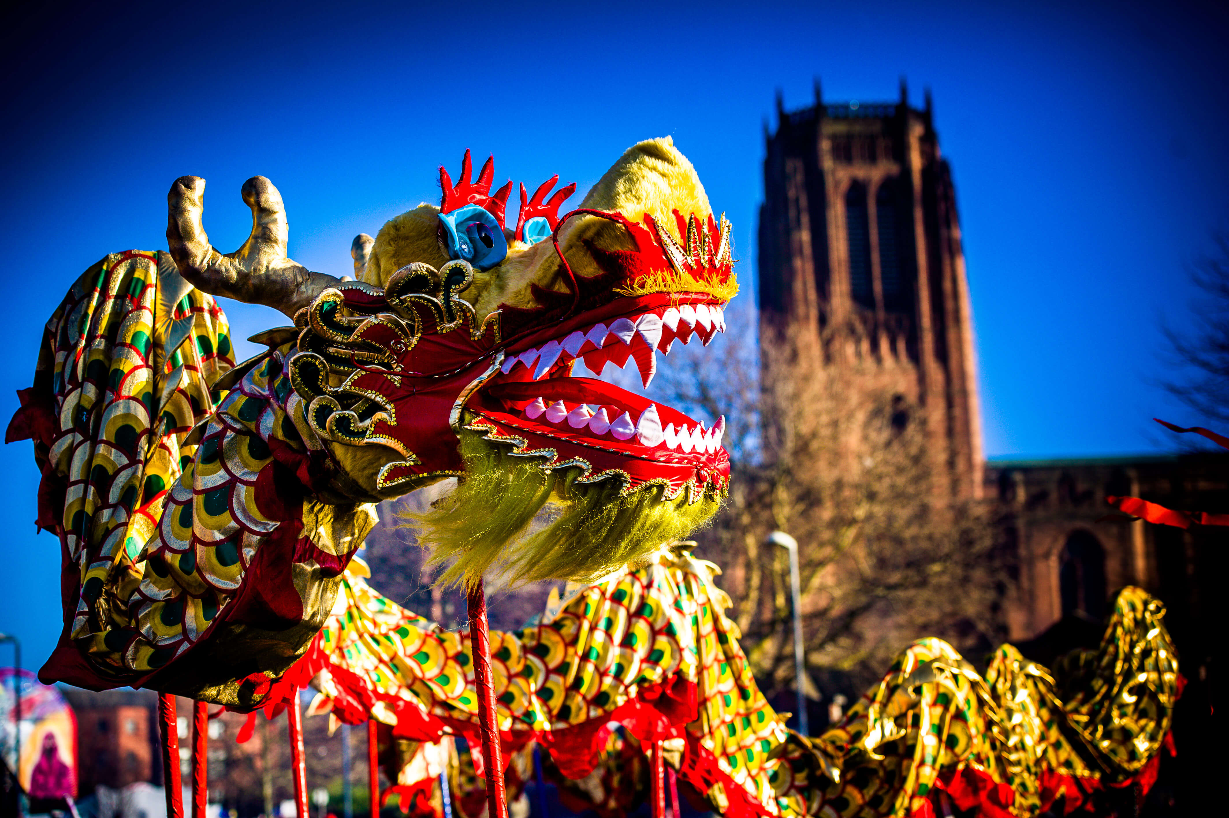 Chinese New Year Liverpool 2019 Base Serviced Apartments