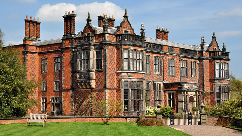 Arley hall and gardens family things to do cheshire