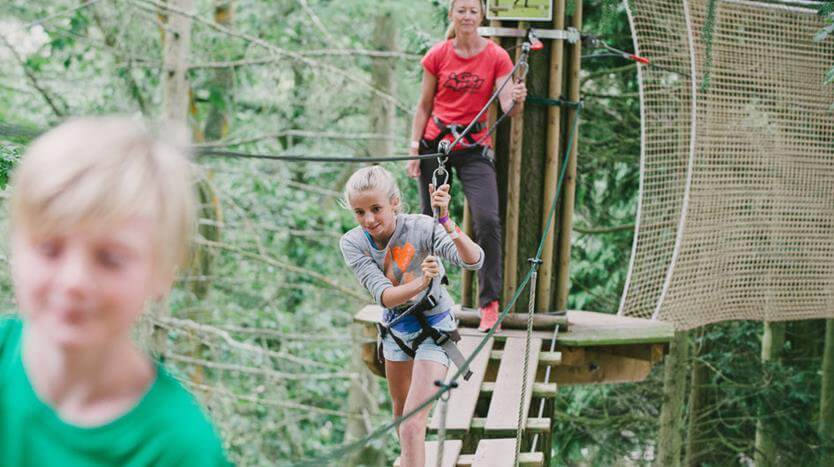 go ape delamere forest family things to do cheshire