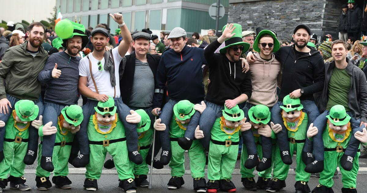 st patricks day liverpool 2019