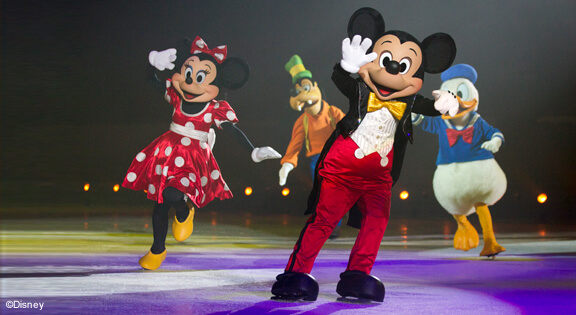 the wonderful world of disney on ice liverpool 2019