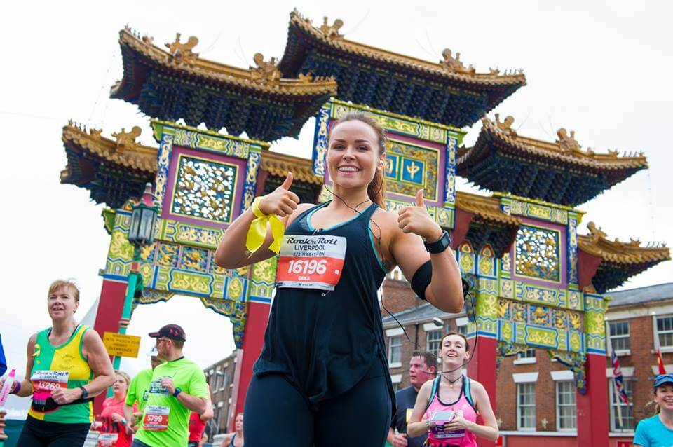 rock & roll marathon liverpool 2019