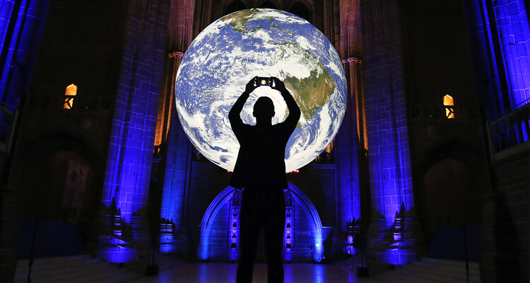 gaia liverpool cathedral earth river festival