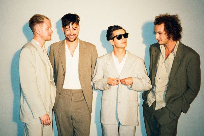 the 1975 in liverpool